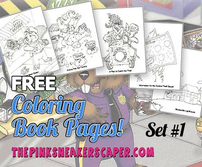 Preview of Free Coloring Pages, numbers 1-5